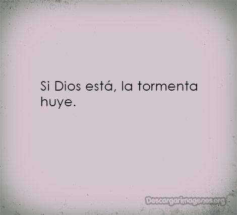 Enviar mensajes de Dios.