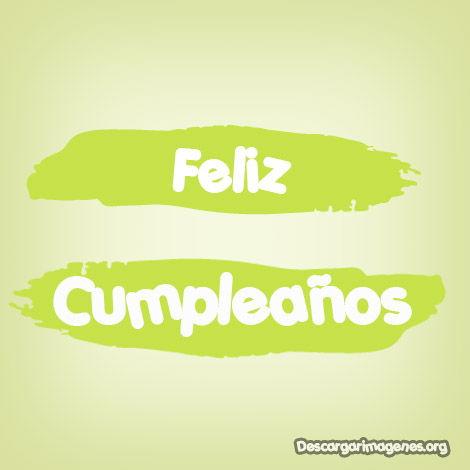 Cumpleaños para alguien especial.