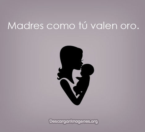 Palabras para mami de amor compartirle.